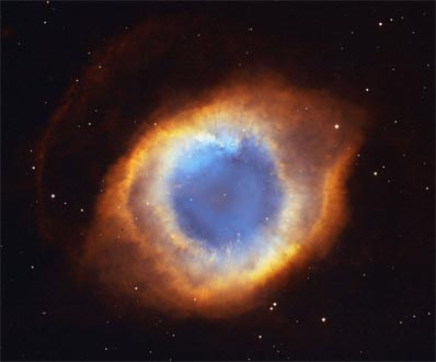 HST's view of the Ring Nebula